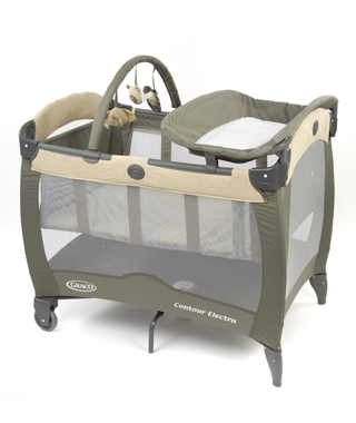Stock pic of the playpen. Not actual one we bought