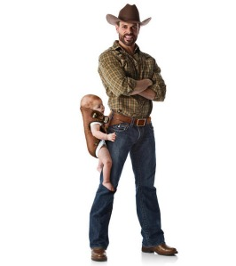 Baby-Holster
