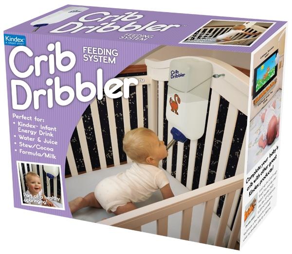 Crib-Dribbler