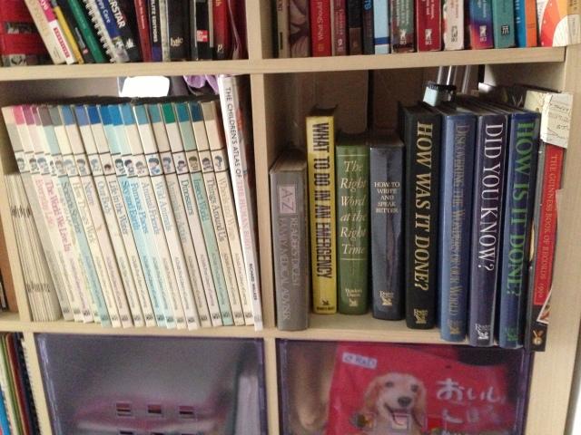 jess' encyclopaedias